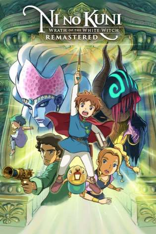 Ni no Kuni Wrath of the White Witch Remastered