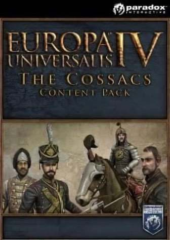 Expansion - Europa Universalis 4: The Cossacks
