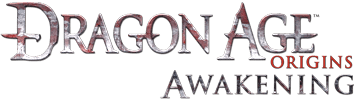 Логотип Dragon Age: Origins Awakening