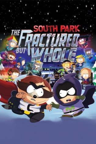 South Park: The Fractured But Whole (игра)