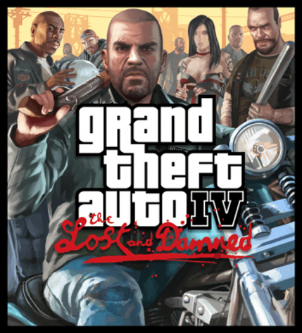 GTA 4: The Lost and Damned
