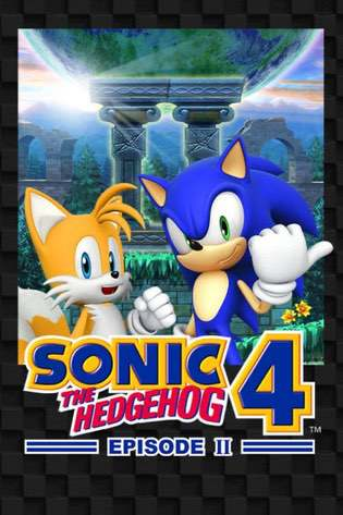 Sonic the Hedgehog 4 - Episode 2