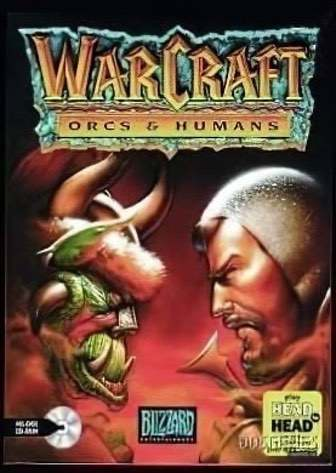 WarCraft - Orcs and Humans