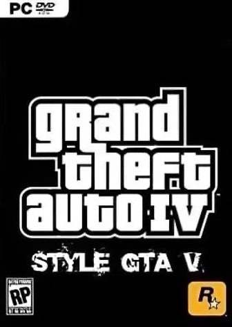Grand Theft Auto 4 in style 5