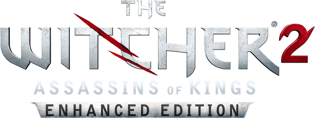 Логотип Ведьмак 2: Assassins of Kings Enhanced Edition