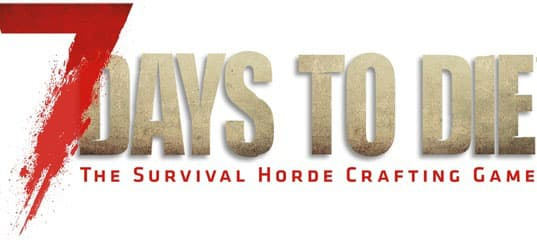Логотип 7 Days to Die