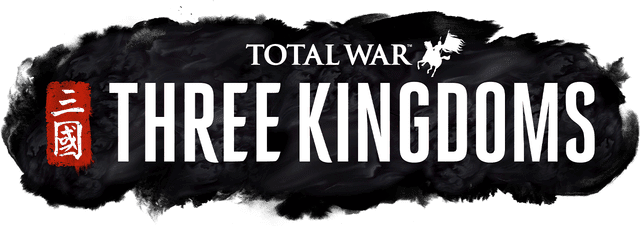 Логотип Total War: THREE KINGDOMS