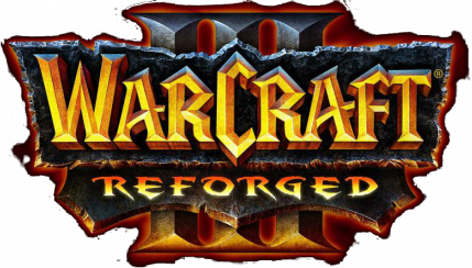 Логотип Warcraft 3: Reforged