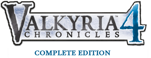 Логотип Valkyria Chronicles 4 Complete Edition