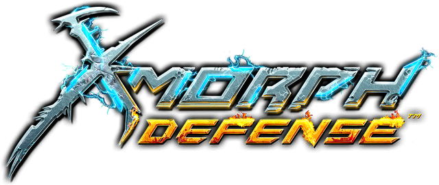Логотип X-Morph: Defense