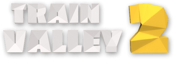 Логотип Train Valley 2