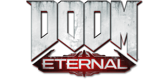 Логотип DOOM Eternal