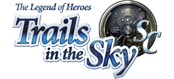 Логотип The Legend of Heroes: Trails in the Sky SC