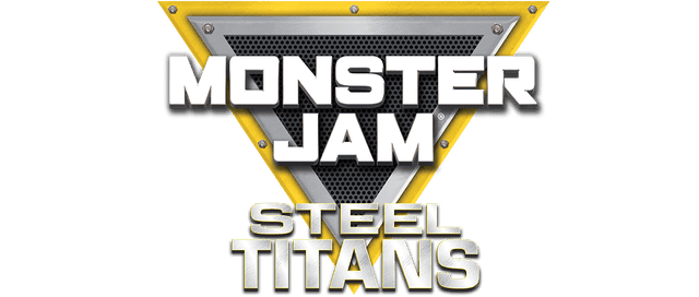 Логотип Monster Jam Steel Titans
