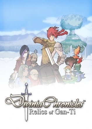 Divinia Chronicles: Relics of Gan-Ti