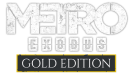 Логотип Metro Exodus: Gold Edition