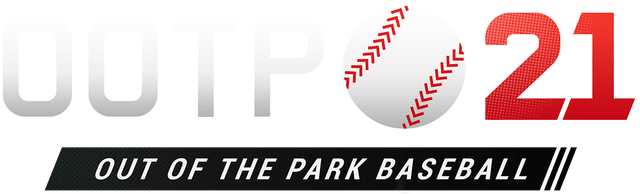 Логотип Out of the Park Baseball 21