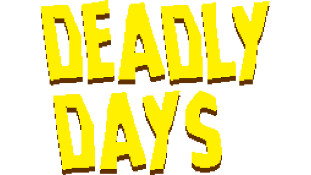 Логотип Deadly Days