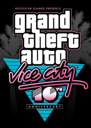 GTA Vice City - 10th Anniversary Edition