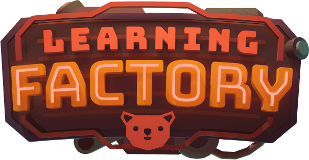 Логотип Learning Factory