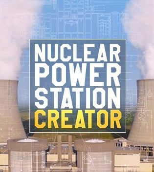 Nuclear Power Station Creator