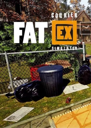 Fat[EX] Courier Simulator