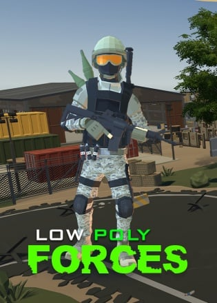 Low Poly Forces