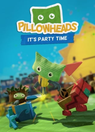 Pillowheads: It's Party Time