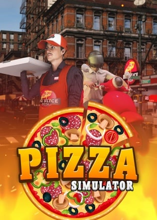 Pizza Simulator