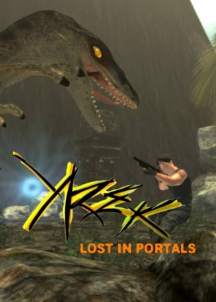 YRek Lost In Portals
