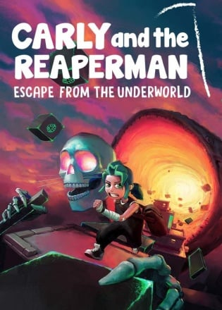 Carly and the Reaperman - Escape from the Underworld (VR)