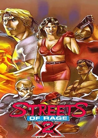Streets of Rage 2X