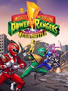 Mighty Morphin Power Rangers: Mega Battle