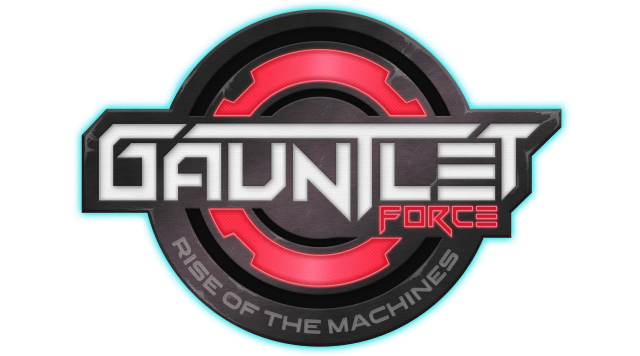Логотип Gauntlet Force: Rise of the Machines