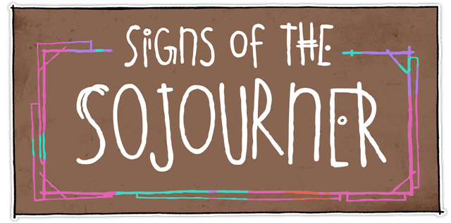 Логотип Signs of the Sojourner