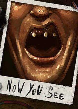 Now You See - A Hand Painted Horror Adventure