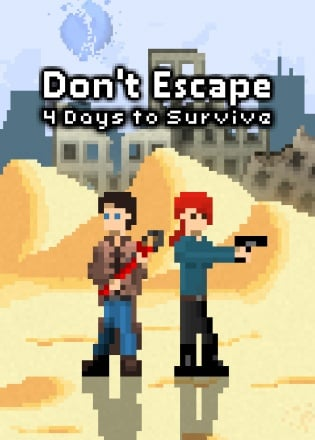 Don't Escape: 4 Days to Survive