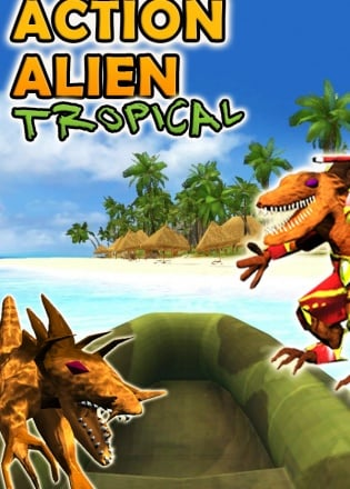 Action Alien: Tropical