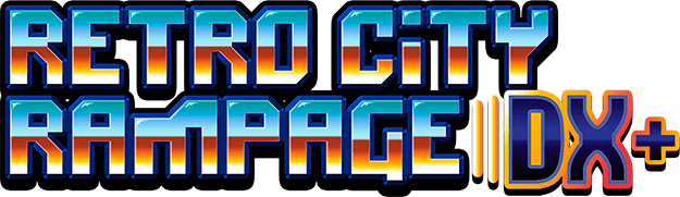 Логотип Retro City Rampage DX