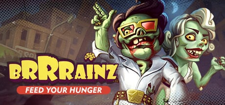 Логотип Brrrainz: Feed your Hunger