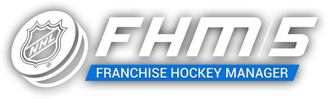 Логотип Franchise Hockey Manager 5