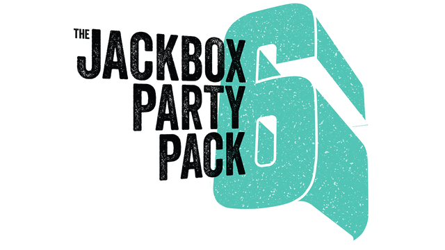 Логотип The Jackbox Party Pack 6