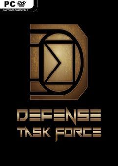 Defense Task Force - Sci Fi Tower Defense