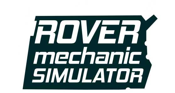 Логотип Rover Mechanic Simulator