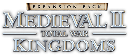 Логотип Medieval 2: Total War Kingdoms