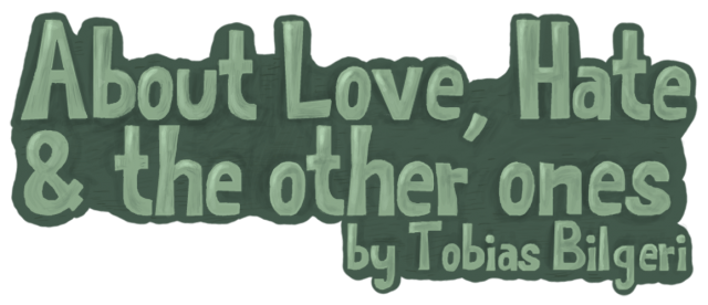 Логотип About Love, Hate and the other ones