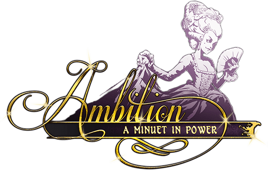 Логотип Ambition: A Minuet in Power