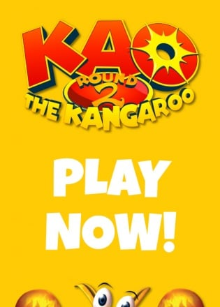 Kao the Kangaroo: Round 2 (2003 re-release)