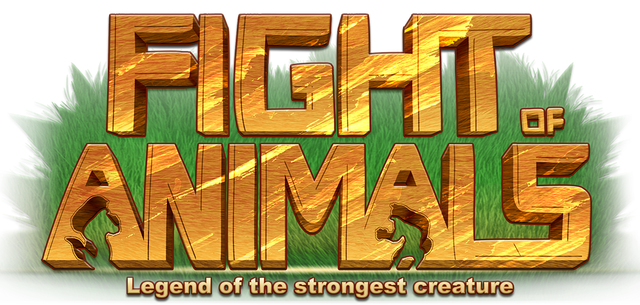 Логотип Fight of Animals