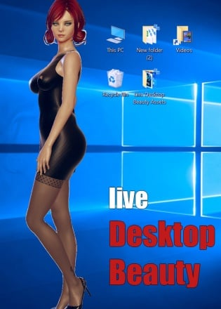 live Desktop Beauty